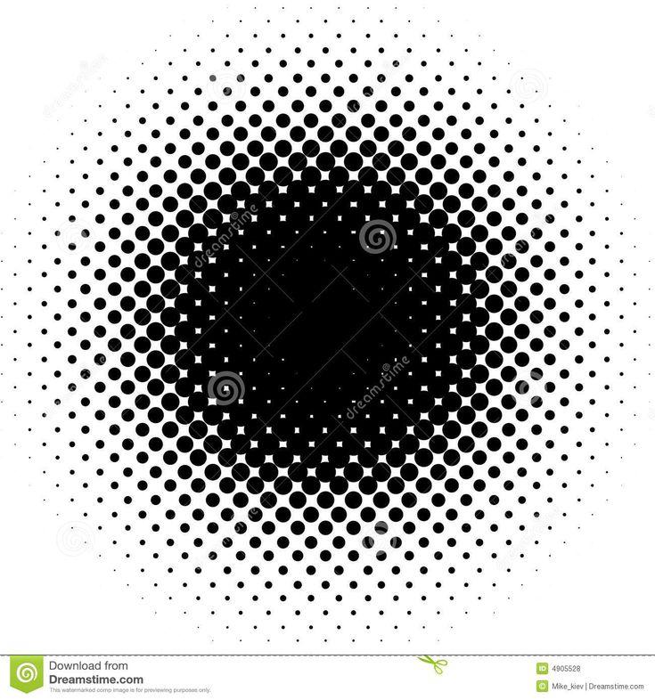 Modelo de puntos del vector