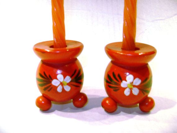 Vintage+Swedish+Candle+Holders+Matching+Set+of+Two+by+junquegypsy,+$9.20