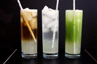 Lime Cordial, Three Ways — Punchfork   Drink Up!   Pinterest