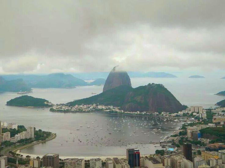 Pan de azucar, Rio, Basil