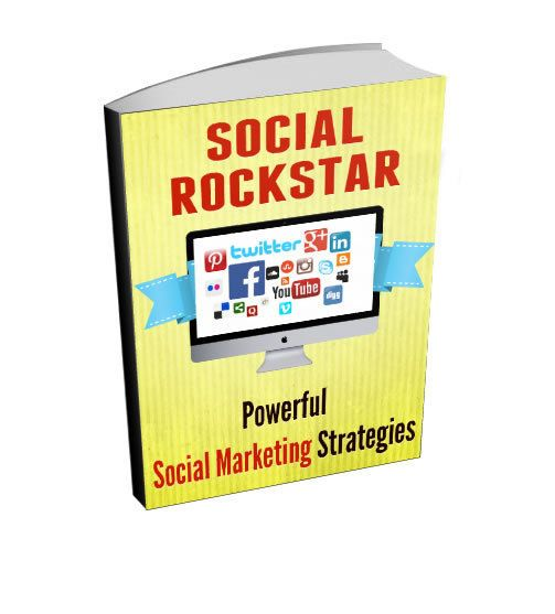 """Social Media Marketing Ebook - """"Social Rockstar - Powerful Social Marketing Strategies""""    This special report reveals the powerful social marketing secrets that will skyrocket your income and drive in an unstoppable flood of traffic, in 72 hours or less!    -----------------------------------------------------------------------------    You'll learn ...    * The top social networking communities that will drive in more traffic than any other combined method, guaranteed!    * The fast track…"""