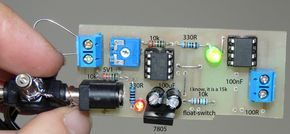 Watering Your Plants With An Attiny Microcontroller Arduino