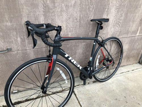 buy Trek Domane SL 5 56 cm Carbon Road Bicycle