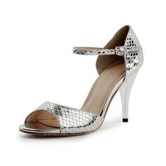 Dans Ayakkabıları - $109.99 - Suni deri Topuk Tango Balo Salonu Dans Ayakkabıları Bilek Kayışı Toka  http://tr.dressfirst.com/Leatherette-Heels-Ballroom-Tango-Dance-Shoes-With-Ankle-Strap-Buckle-053021298-g21298