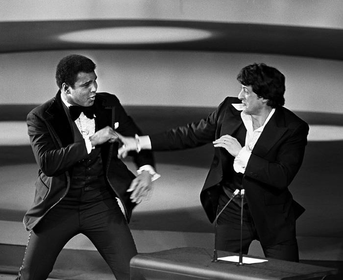Image result for Muhammad Ali vs Rocky Balboa (1976)