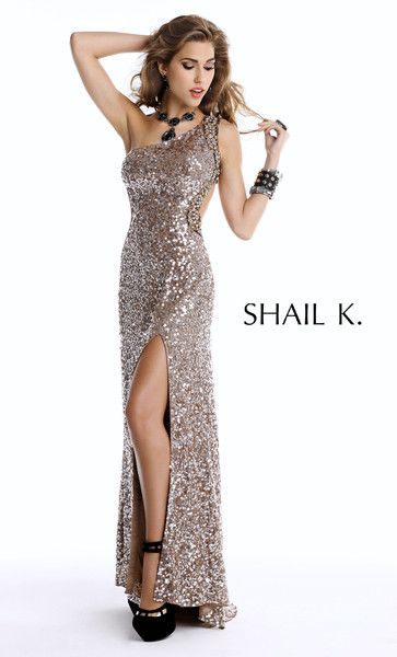 """Shail K. 3343 """"Beautiful #ShailK. #gown perfect for #prom or #nightout. Comes in multiple colors. #dress #cocktail #beautiful #evening #spring #ballgown #2014"""""""