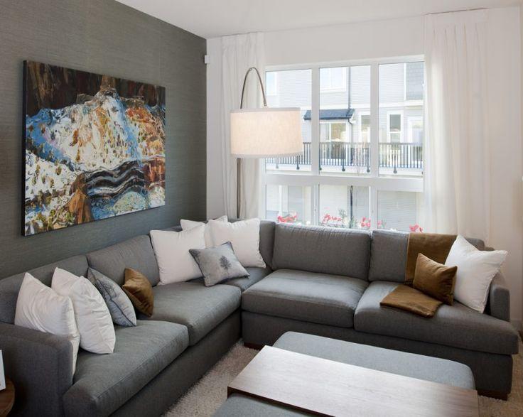 Best Couch Ottoman Ideas On Pinterest Cream Sofa Design