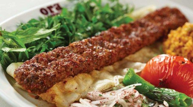 Urfa Kebab – Türkische Kebab