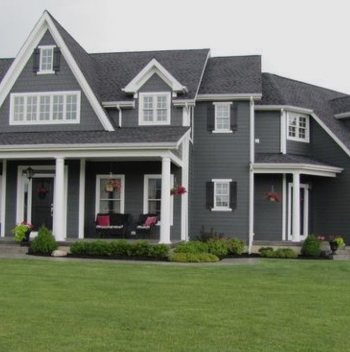 Color Of Houses 55 best soffit and fascia color images on pinterest | exterior
