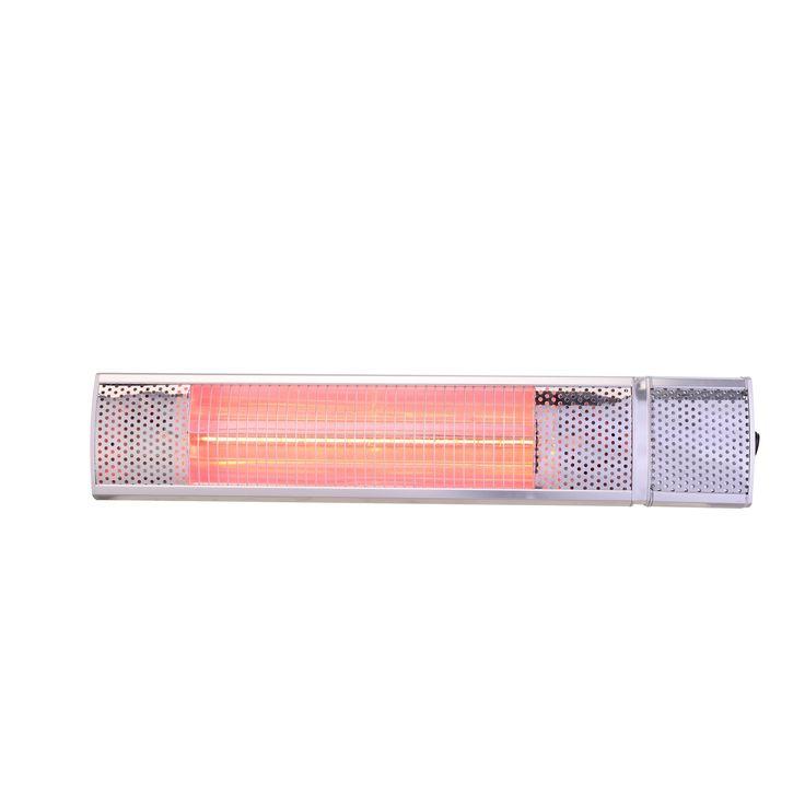 Hiland AZ Patio Heaters Wall Mount Infrared Heater, Outdoor Décor
