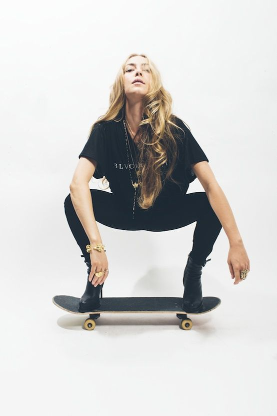 Editorial #Skateboard Fashion Aver Report