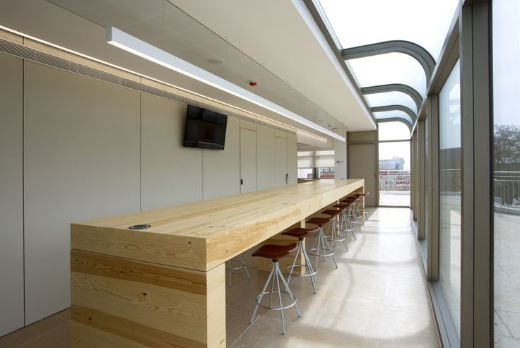 Edificio Fundación Pasqual Maragall (Barcelona) | Agefred