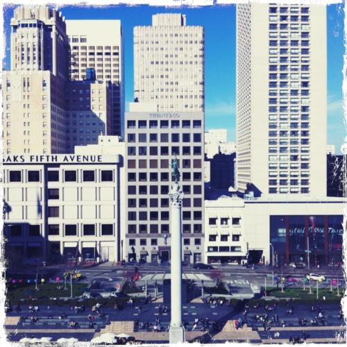 Union Square San Francisco Shoe Stores