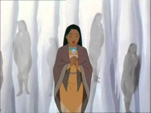 Pocahontas 2 - Nem nyílt soha út elém - YouTube