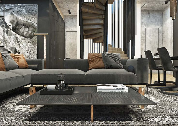 a journey of discovery — Residence with a contrast in Tbilisi Photo by YØ...