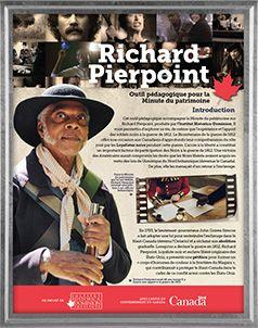 Cet outil pédagogique complète la Minute du patrimoine sur Richard Pierpoint, proposée par Historica Canada. Il explore la vie de Richard Pierpoint, ainsi que l'expérience des soldats noirs et leur apport à la guerre de 1812.