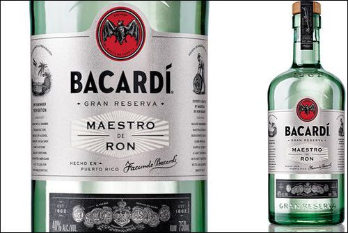 BACARDÍ Gran Reserva is a line of super-premium mixing rums that include BACARDÍ Gran Reserva Maestro de Ron, which is a double-aged white rum.