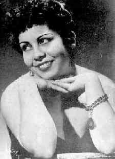 Marika Ninou Born Causasus 1918 - 1956 Marika came to Athens around the end of 1947, where she appeared as part of a nightspot act, doing acrobatic turns with her husband and small son. In October 1948 Stellakis Perpiniadis engaged her to sing with him at the 'Florida' on Leoforos Alexandras.She next appeared with Vasilis Tsitsanis at 'Fat Jimmy's. Her singing career continued as she made 78 r.p.m. recordings with composers including Tsitsanis, Manolis Hiotis ...