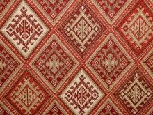 Brockhall Designs Kilim Chenille Fabric