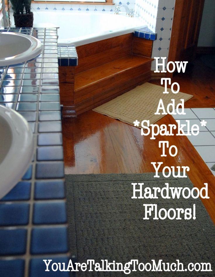 Ceramic Tile And Hardwood