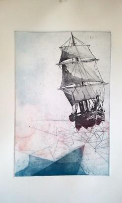 Printmaking.