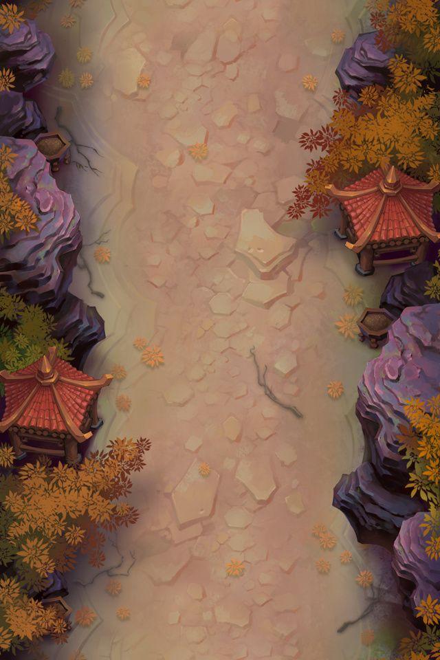 之前的项目《全民水浒》上线了,有些工作图...@极度幻境采集到场景(1642图)_花瓣游戏