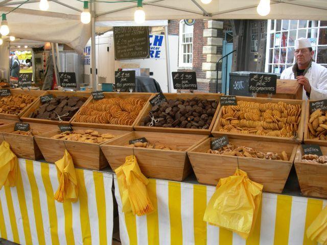 Farmers Market Food Booth Ideas
