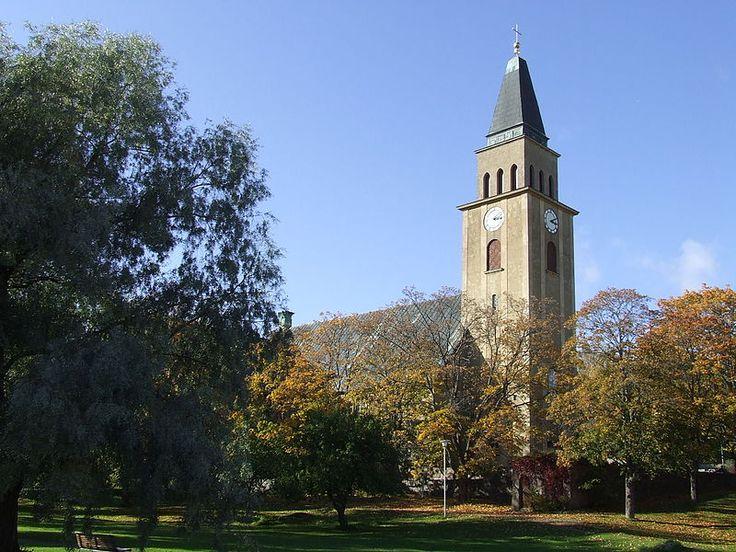 Kuusankoski church, photo by Niera/Wikimedia Commons