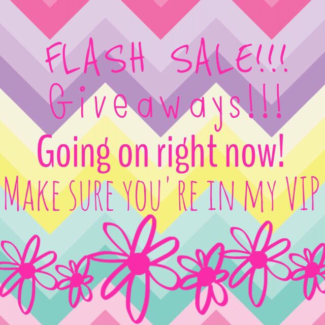 Younique Flash Sale!!  Join my VIP group for details!