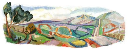 Google Doodle: Grace Cossington Smith