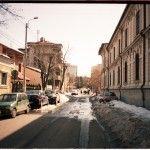 Winter in Bucharest - http://kettlerdorothea.ro/postcards-bucharest/