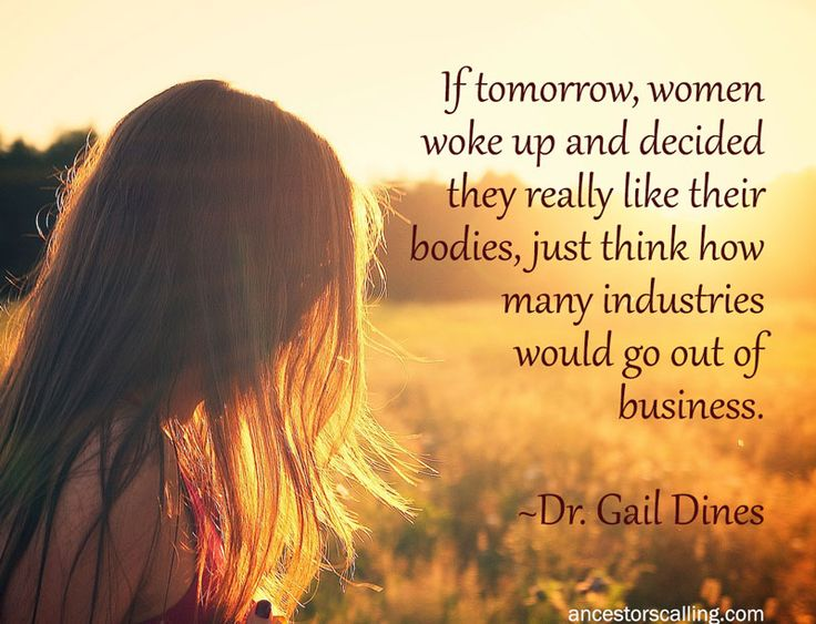 If Tomorrow, Women Woke Up And Decided They Really Like