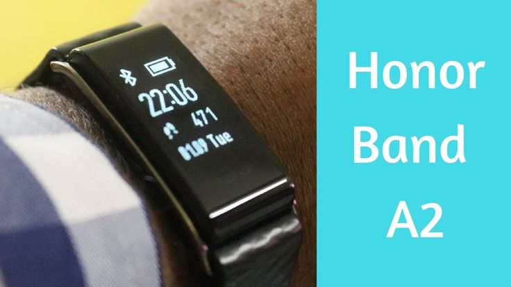 Honor Band A2 Unboxing and Initial Impressions