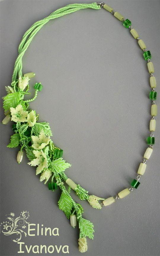 green beads    http://beadsmagic.com/wp-content/uploads/2012/10/157.jpg