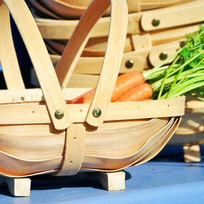 Children's Wooden Trug| Child's Garden Tools | Gardening Tools for Children | Gardening with Kids