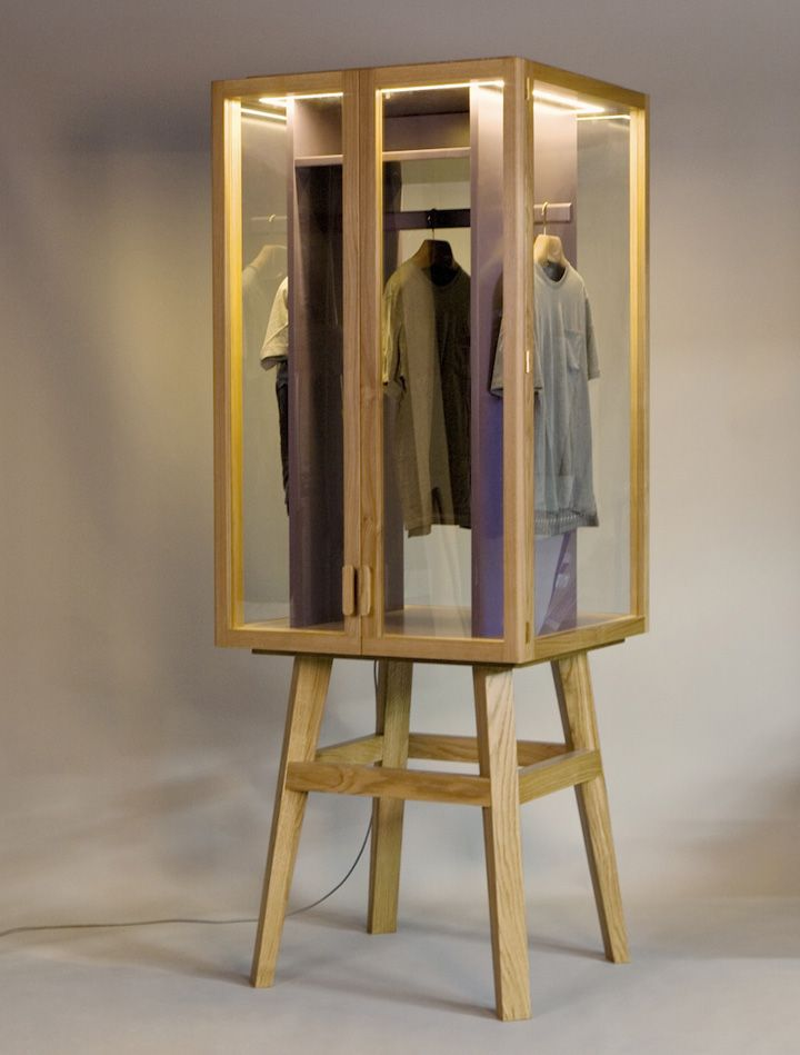 Ropero modular wardrobe by Hierve cabinet furniture 2