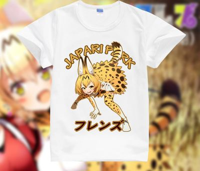 Fair price New Anime Kemono Friends  T-Shirt Serval T shirt Fashion Women Men Tees Top just only $14.94 with free shipping worldwide  #tshirtsformen Plese click on picture to see our special price for you