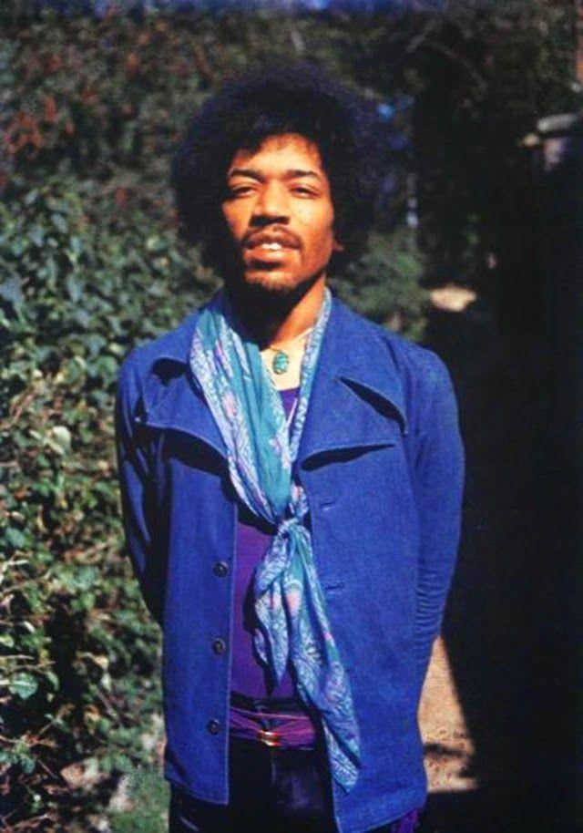 The Last Photos Of Jimi Hendrix [Pix] | I Am Bored