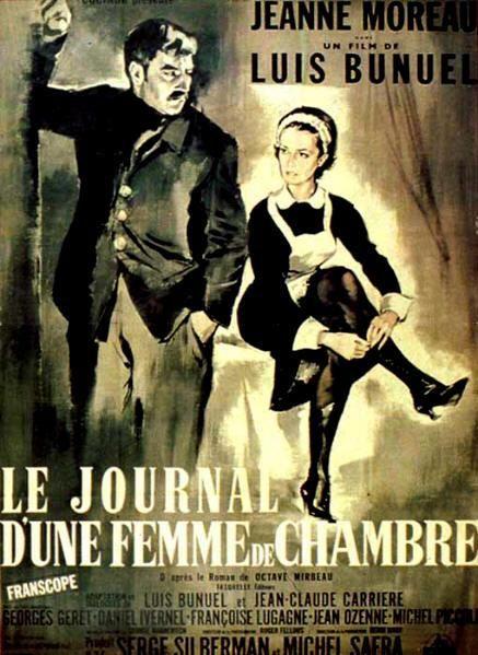 Diario de una camarera (1964) - FilmAffinity