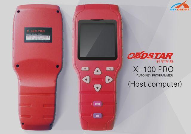 OBDSTAR X-100 X100 pro change mileage- models successful and failed-diyobd2.fr
