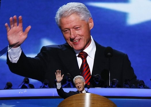 FYI: Why Is Bill Clinton So Good at Speaking to a Crowd? | Writing a great speech