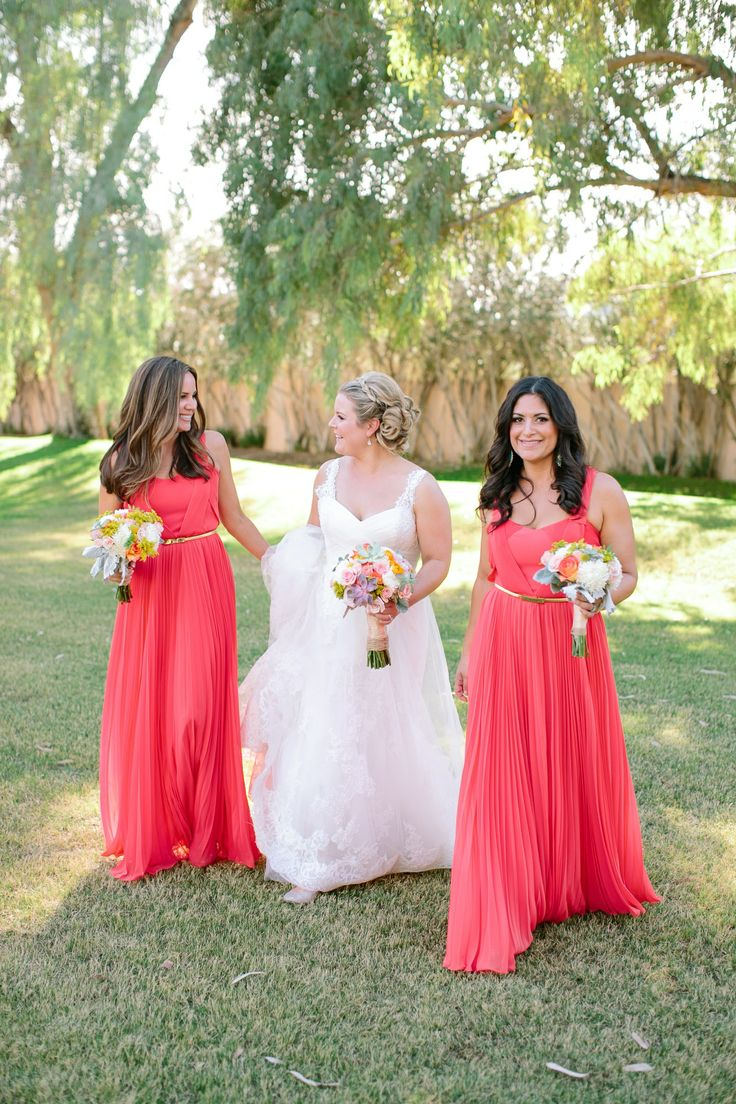 Best 25 long coral bridesmaid dresses ideas on pinterest coral best 25 long coral bridesmaid dresses ideas on pinterest coral bridesmaid dresses coral bridesmaids and long brides maid dresses ombrellifo Gallery