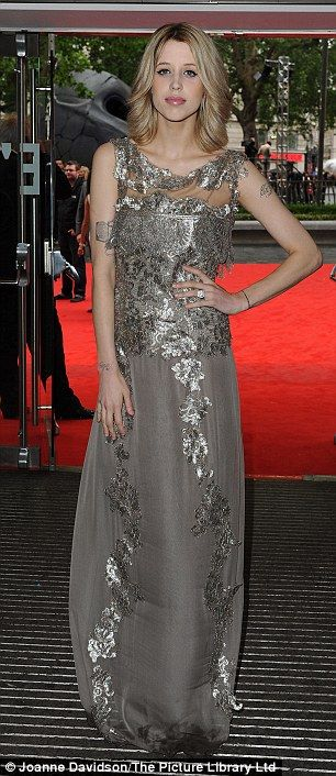 Peaches Geldof @ the Dark Knight Rises premiere