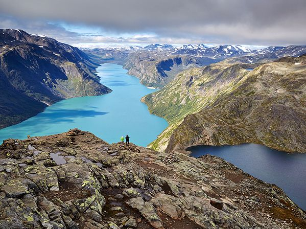 The world's best hiking trails