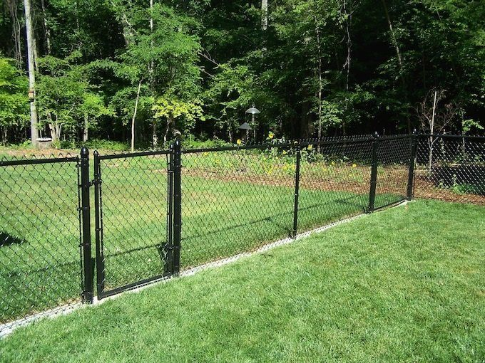 2020 Chain Link Fence Cost Per Foot Chain Link Fence Prices Average Cost Of Chain Link Fence Mod In 2020 Chain Link Fence Cost Black Chain Link Fence Cheap Fence