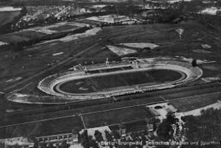 summer olympics 1916 | Deutsches Stadion - planed to host the Opening Ceremonies in Berlin