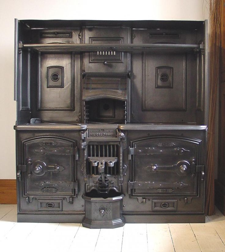 Heat Shields For Kitchen Cabinets: 294 Best Old Stoves Images On Pinterest