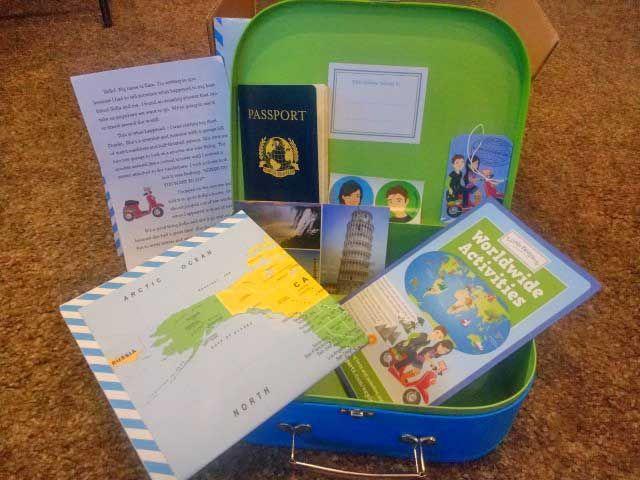 Little Passports Introducing Kids To The World Little Passports