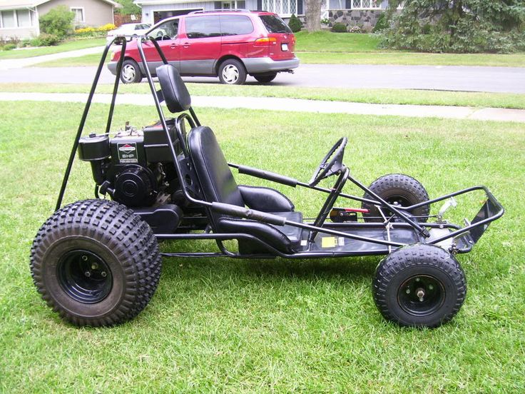 how to build an off road go kart