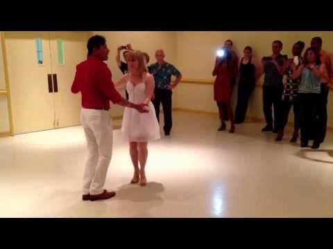 Propuesta Indecente, Bachatango workshop - Yulio & Rachel from Wash, DC - YouTube